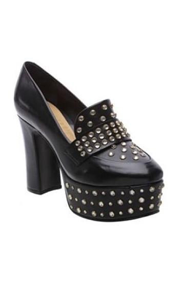 Zapato TACHUELAS Negro