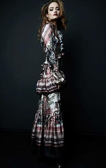Maxi Dress CHARLOTTE
