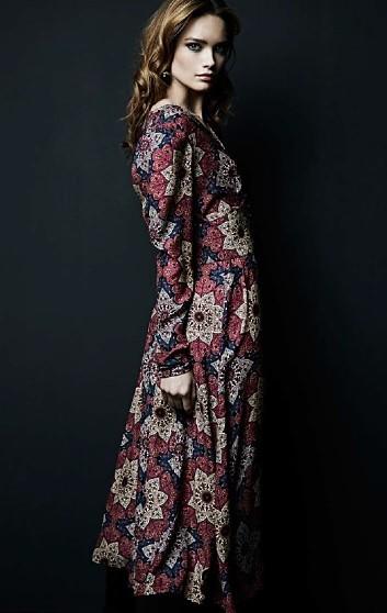 Midi Dress VICTOIRE