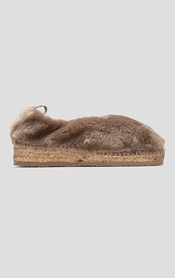 ESPADRILLE FROY TAUPÉ