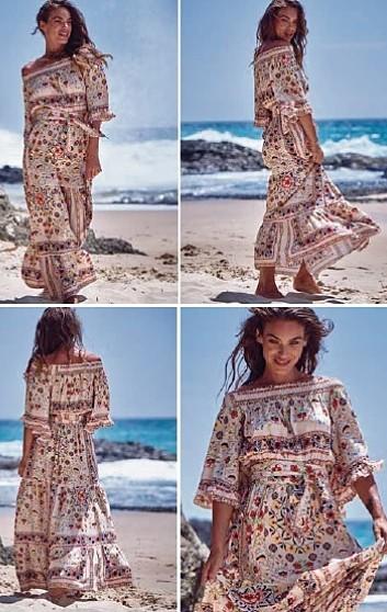 CUBA MAXI DRESS