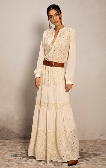 COUNTRY DAY LONG DRESS