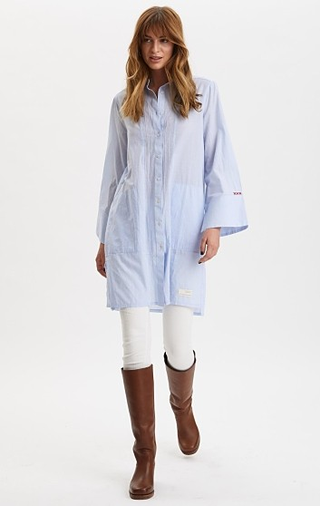ELECTRIFYING LONG SHIRT
