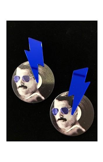 PENDIENTES Disc Freddie