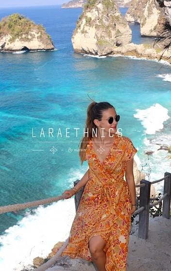 SHAINA LOVE THE SUN DRESS
